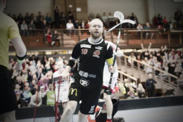 Petri Kauko, Happee. Kuva: Esa Jokinen
