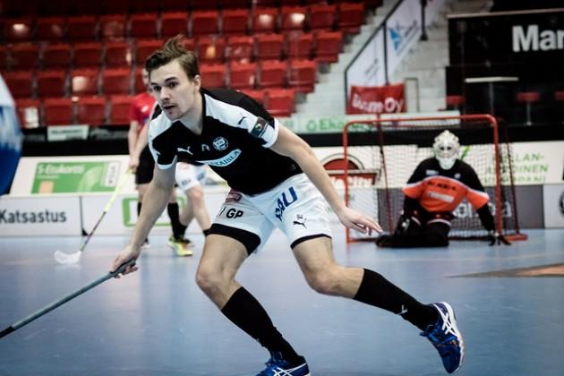 Jaakko Hautamäki, TPS. Kuva: Anssi Koskinen
