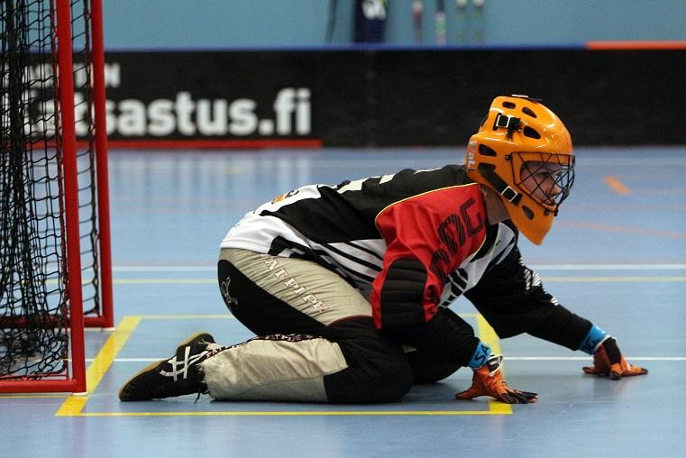 TPS:n Noora Vuorela. Kuva: Tapio Hämeen-Anttila