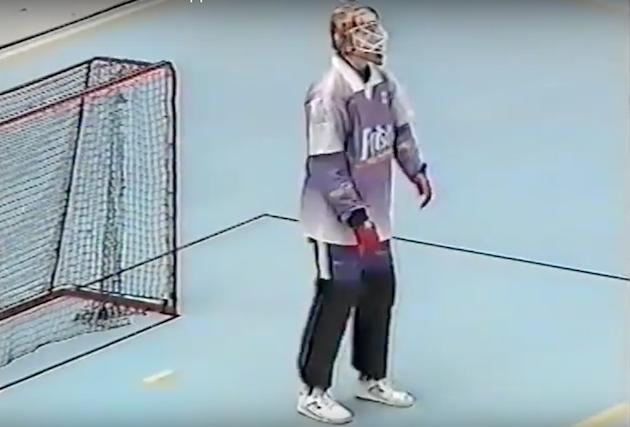 Jan Gråsten torjui Suomelle aikanaan EM-kultaa.