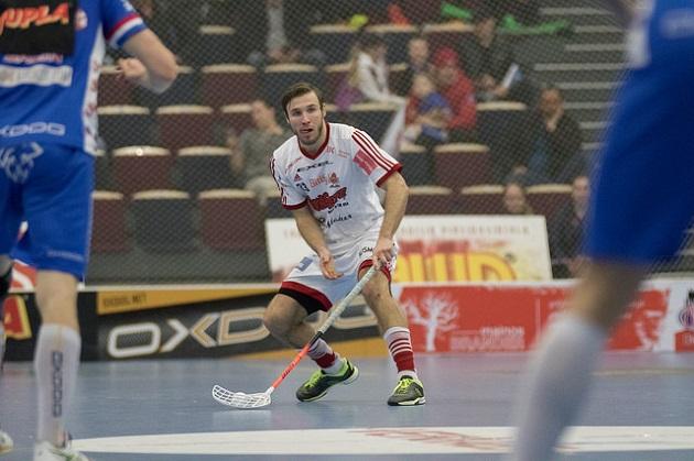 Mikael Lax edustaa Suomea opiskelijoiden MM-kisoissa. Kuva: Topi Naskali
