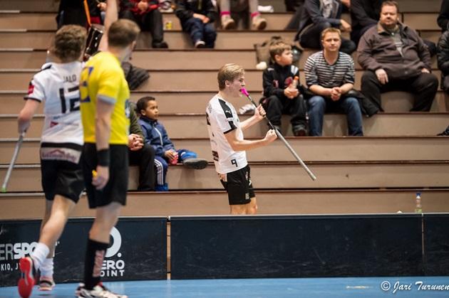 Waltter Mahlberg, TPS. Kuva: Jari Turunen