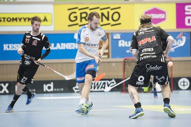 Rasmus Markelin, Esport Oilers. Kuva: Esa Jokinen