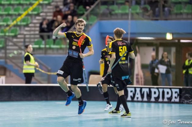 Riku Tuononen (vas.), SB Welhot. Kuva: Jari Turunen