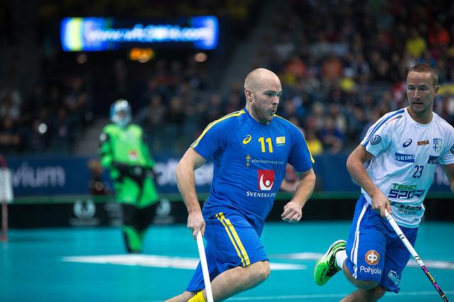 Oscar Hänninen saattaa toipua maajoukkueleirille. Kuva: IFF.