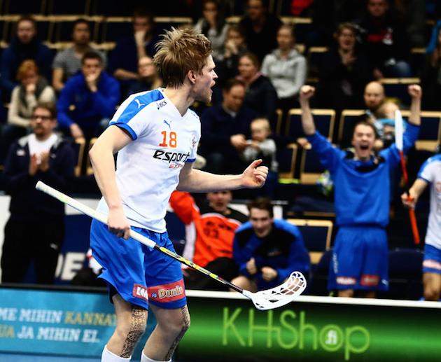 Markus Olkkonen siirtyy takaisin SBS Kingsiin. Kuva: Juhani Järvenpää.