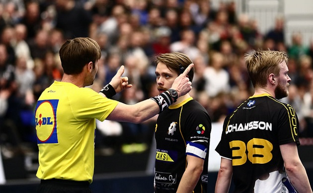 Jarno Mäkinen toimi viime kaudella Steelersin kapteenina. Kuva: Juhani Järvenpää