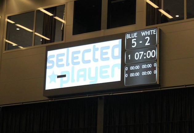 Toimittaja-valmentaja Janne Juote vieraskynäilee Pääkallo.fi:ssä Ruotsissa järjestetystä Selected Player -leiristä. Kuva: Selected Player Facebook