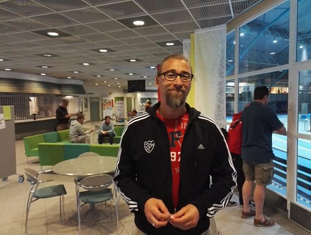 Janne Tähkän henkinen koti salibandyn saralla on aina ollut HIFK:ssa. Kuva: Henri Pitkänen