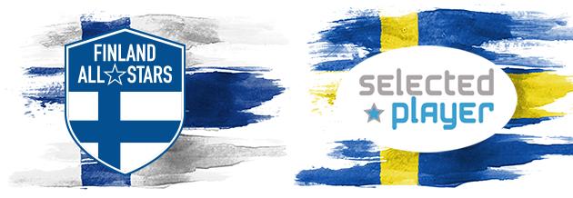 All Stars -tapahtuma antaa nuorille pelaajille mahdollisuuden päästä pelaamaan kovia pelejä niin Suomen kuin Ruotsinkin huippupelaajia vastaan.