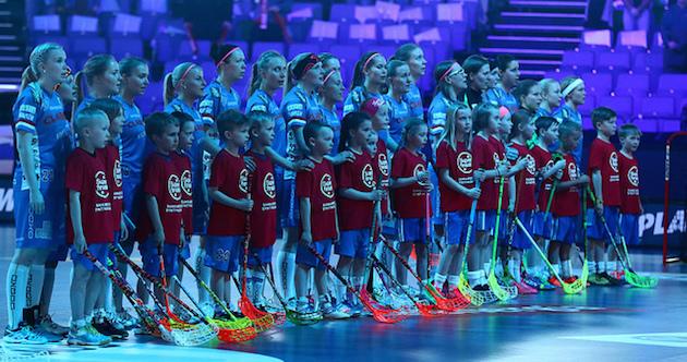 Tampereen Classic sai paikan Champions Cupissa siitä luopuneelta mestarilta, Lappeenrannan NST:ltä. Kuva: Salibandyliiga.