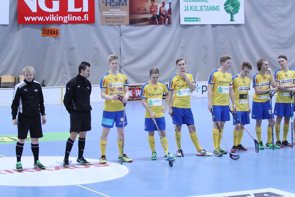 OLS lähtee parantamaan suoritustaan viime kauden pettymyksen jälkeen. Kuva: kaljupapparazzi.kuvat.fi