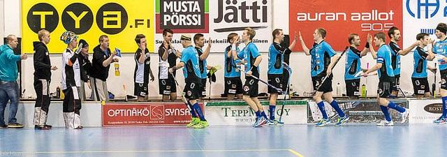 FBC Turku nousi viime kauden päätteeksi Divariin ja Loimaan Leisku on nyt Länsirannikon lohkon ykkössuosikki. Kuva: Esa Haanperä