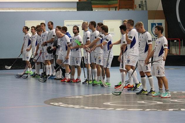 Divarin ÅIF kohtaa Suomen Cupissa 2. divisioonan Valtti Bluesin. Kuva: Iiro Karesniemi