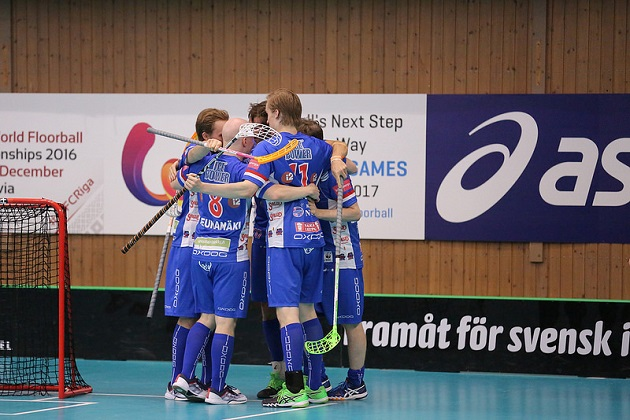 Classic palaa Champions Cup-reissun jälkeen liiga- arkeen Loimaalla. Kuva: IFF