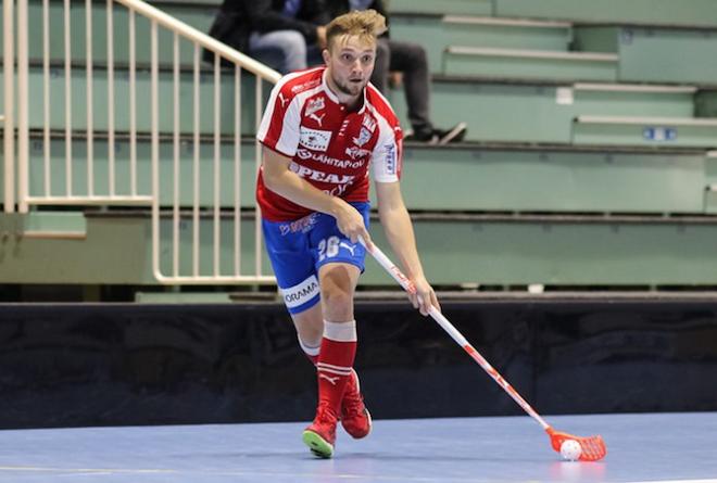 Kovassa vireessä oleva Jari Hankkio valittiin mukaan Suomen tuoreimpaan maajoukkueeseen. Kuva: Mika Hilska