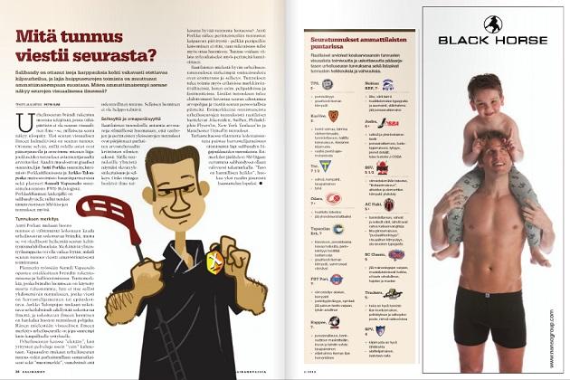 Kuva: Kuvakaappaus Salibandylehdestä 3/2010