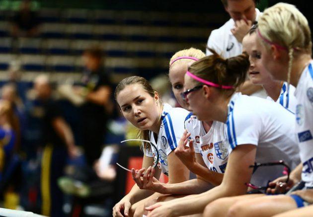 Tshekki yllätti lauantaina Suomen naisten EFT-turnauksessa. Arkistokuva: Juhani Järvenpää