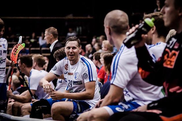 Mika Kohonen oli mukana, kun World Gamesit järjestettiin Lahdessa vuonna 1997. Kuva: Anssi Koskinen