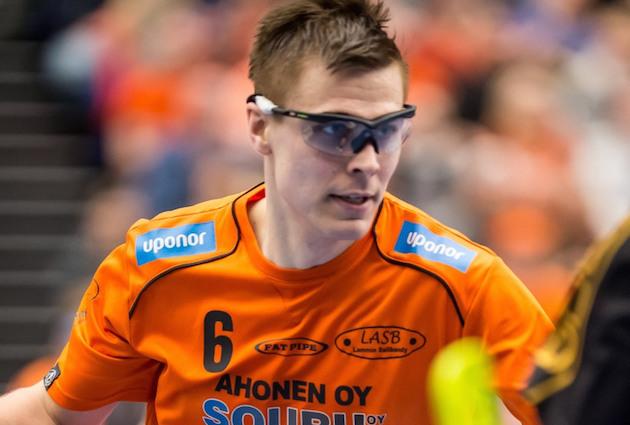 Heikki Hätönen johtaa derbyjen pistepörssiä. Kuva: Jari Turunen.