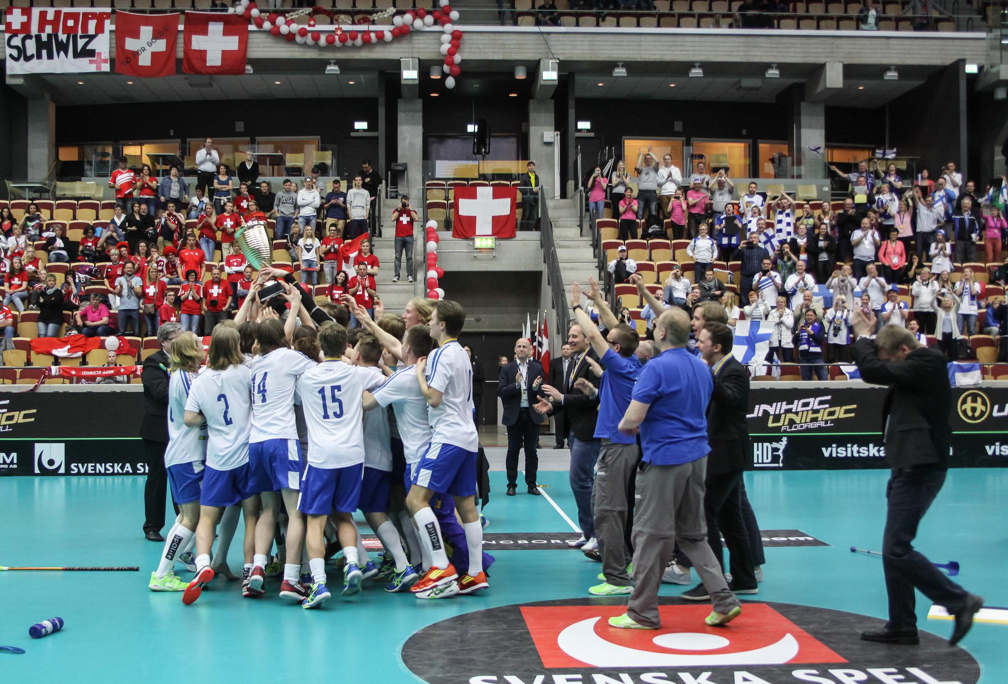 Vuoden 2019 poikien MM-kisat pelataan Nova Scotiassa. Kuva: Mika Hilska, Salibandyliiga