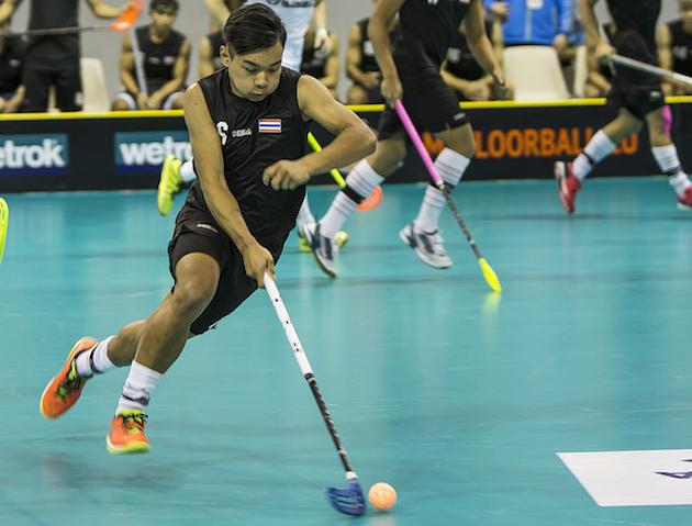 Tapanilan Erän kasvatti Tnakit Kayairit edustaa MM-kisoissa Thaimaata. Kuva: IFF.