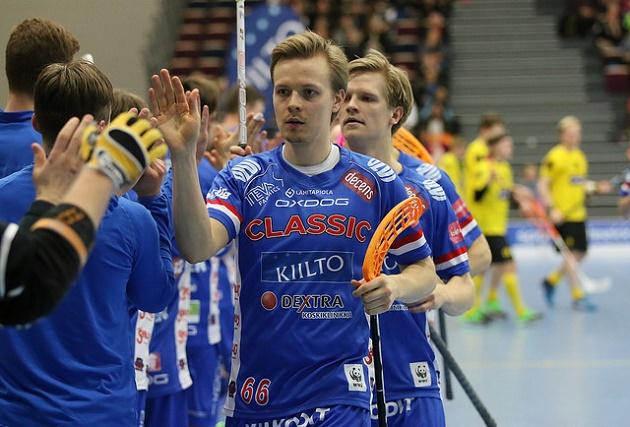 Classic isännöi Happeeta miesten Suomen Cupin puolivälierissä, Kuva: Esa Takalo