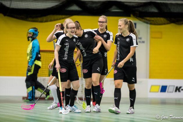 TPS onnistui yllättämään Tampereen Classicin jännittävässä Suomen Cupin välierässä. Arkistokuva: Jari Turunen
