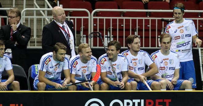 Suomen ja Ruotsin välinen MM-finaali alkaa tänään klo 17.40. Jani Hakkarainen analysoi kultakamppailun ennakkoasetelmia. Kuva: IFF